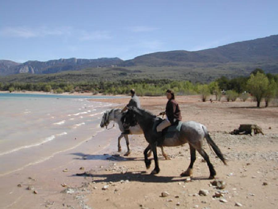rando Balade à cheval Var