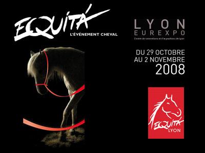 Salon du cheval de lyon equita 39 lyon 2008 - Salon du cheval de lyon ...