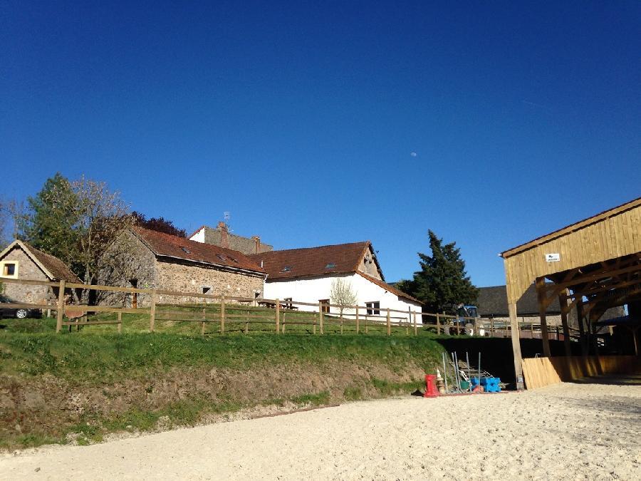 gite equestre Sommant Saône-et-Loire Sommant Horse Team