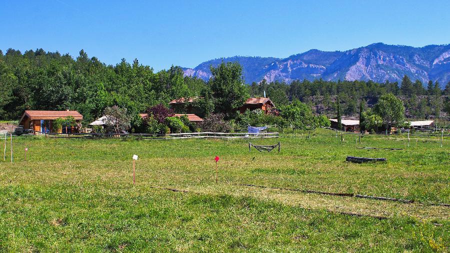 gite equestre Ventavon Hautes-Alpes Equiterra
