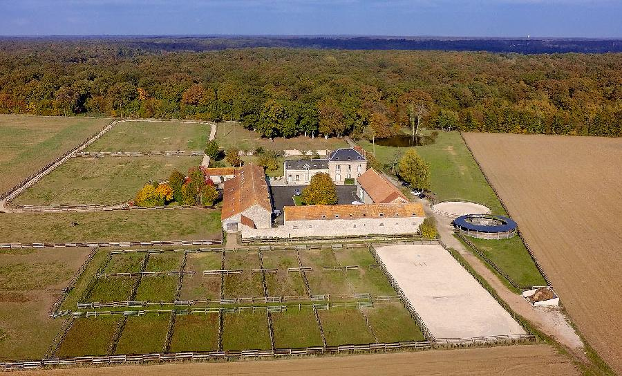 pension cheval à Sonchamp Yvelines Forêt de Rambouillet