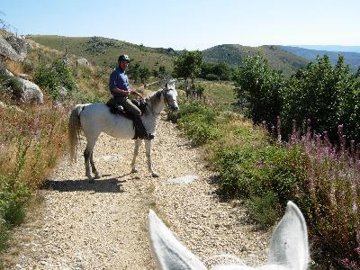 randonnee cheval haute vienne