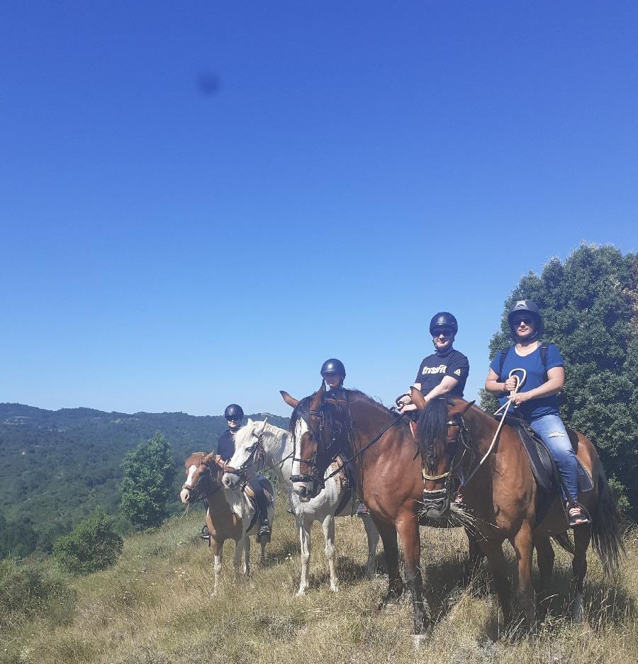 rando Balade à cheval Aude