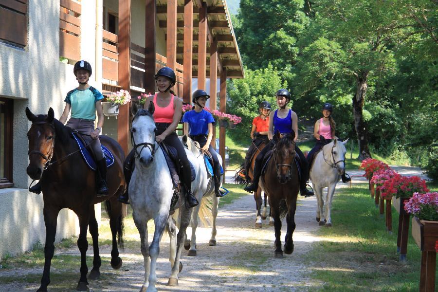 stage Equitation classique Drôme