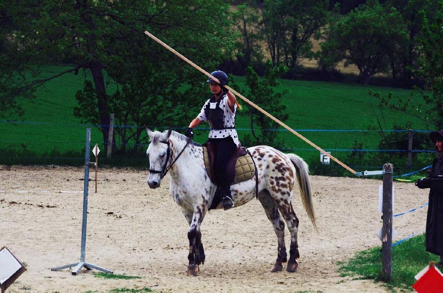 stage Equitation de pleine nature Alpes de Haute-Provence